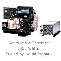 Generac 3500xl engine Owners Manual