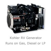 Rv Diesel Generator >> Kohler Rv Generators